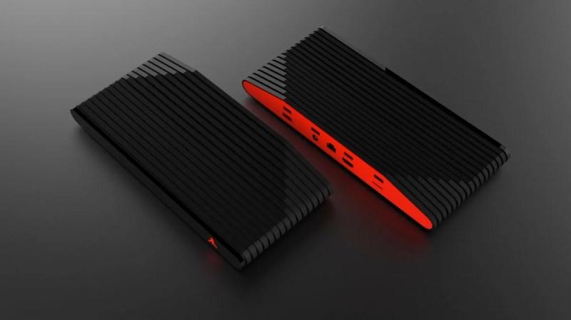 Noir et rouge