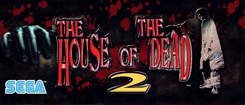 [Test] The House of The Dead 2