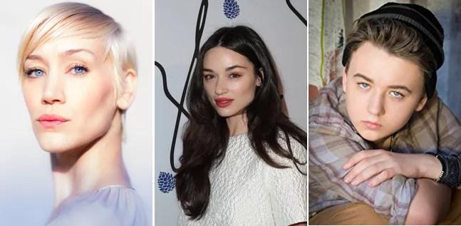 Marina Benedict, Crystal Reed et Benjamin Stockham rejoignent le casting de la saison 4 de Gotham