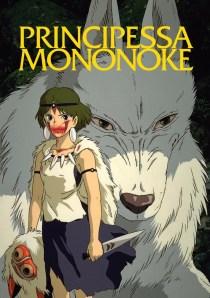 Princesse Mononoké - Affiche