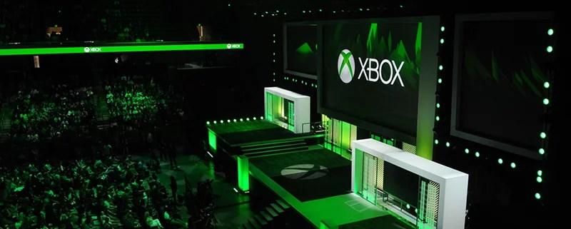 E3 2018 - Xbox