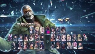 Tekken 7 - Roaster