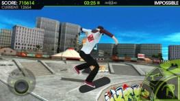 Ce n'est pas Skate Jam mais Skateboard Party