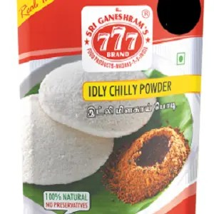 777 Idly Chilly Powder 25 Grams