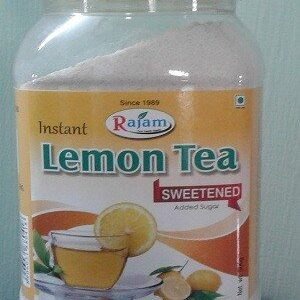 Rajam Lemon Tea Jar 500 Grams
