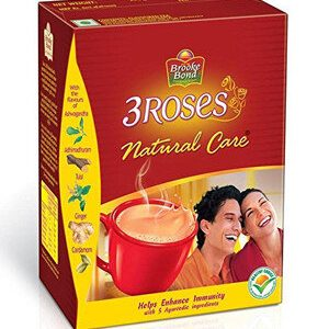 3 Rose Tea Natural Care 100 Grams
