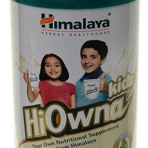 Himalaya Wellness Hi Owna For Kids Vanilla 200 Grams
