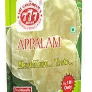 777 Appalam 30 Grams Strips