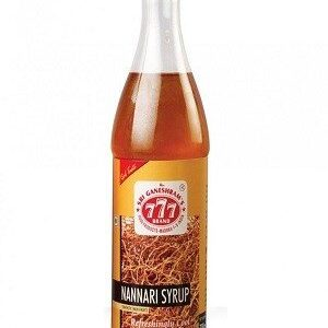 777 Nannari Sharbat 700 Ml Bottle