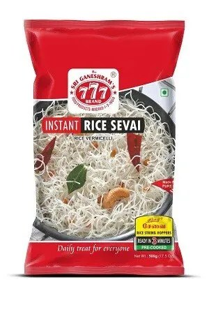 777 Rice Vermicelli 200 Grams