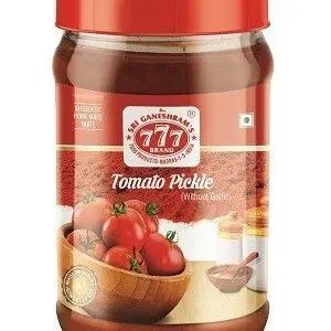 777 Tomato Pickle 1 Kg Jar