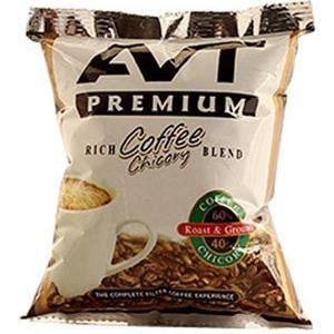 Avt Premium Rich Coffee Chicory Blend 500 Grams