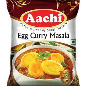Aachi Egg Curry Masala 50 Grams