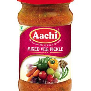 Aachi Mixed Vegetable Pickle 500g