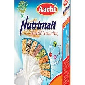 Aachi Nutri Malt - Sprouted Cereals Mix 200 Grams