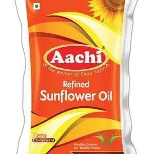 Aachi Sunflower Oil 500ml