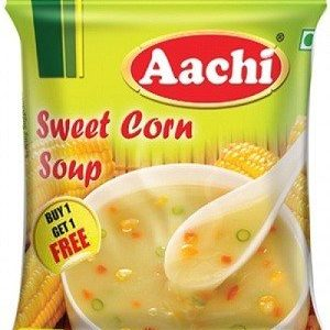 Aachi Sweet Corn Soup 45g