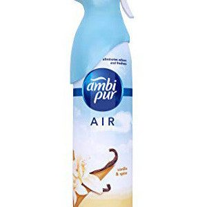 Ambi Pur Air Effect Air Freshener Vanilla And Amp Spice 275 Ml