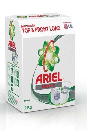 Ariel Detergent Powder 2in1 2 kg