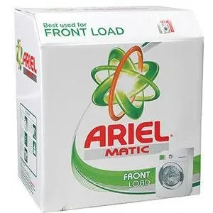 Ariel Detergent Washing Powder - Matic, Front Load, 3 kg