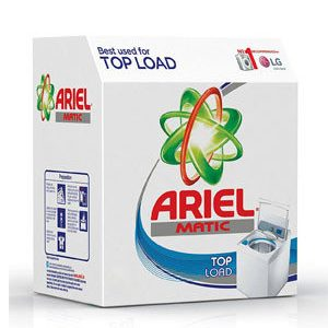 Ariel Detergent Washing Powder - Matic, Top Load, 3 kg