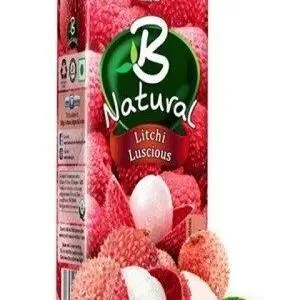 B Natural Litchi 200 Ml