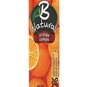B Natural Mixed Fruit 200 Ml