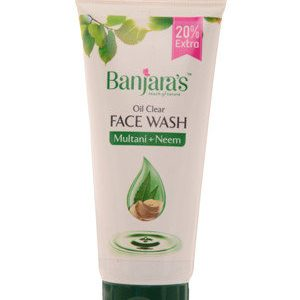 Banjara's Face Wash Multani Plus Neem 50 Grams