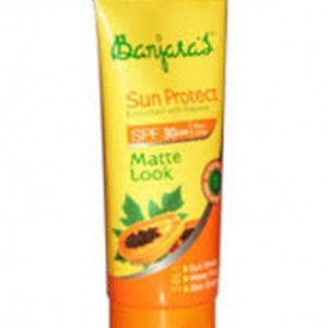 Banjaras Papaya Spf 60 100 Grams
