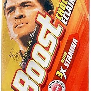 Boost Choco Eclair Health Energy And Amp Sports Nutrition Drink 450 Grams Pack