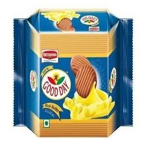 Britannia Good Day Cookies – Rich Butter, 35 gm Pouch
