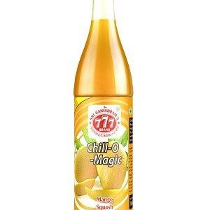 777 Chill O Magic Mango Squash 700 Ml Bottle