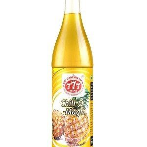 777 Chill O Magic Pineapple Squash 700 Ml