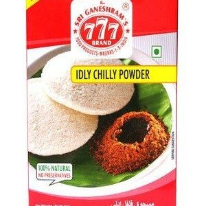 777 Idly Chilly Powder 12 Grams Strip Of 10 Nos