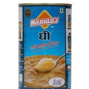 Namans Ghee 1 Litre Tin