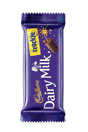 Cadbury Dairy Milk Crackle 36 Grams