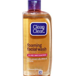 Clean And Clear Face Wash Foaming 100 Ml