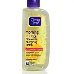 Clean And Clear Morning Energy Lemon Face Wash 100 Ml