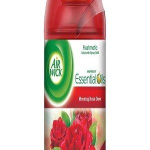 Air wick Air Freshener Spray Refill – Morning Rose, 250 ml