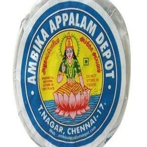 Ambika Appalam-No 4, 180 Gm Pouch