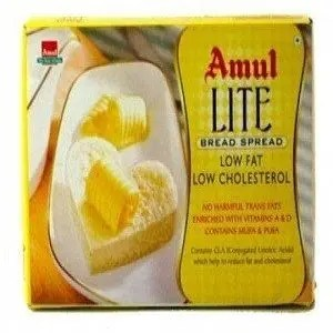 Amul Bread Spread – Lite, 100 gm Carton