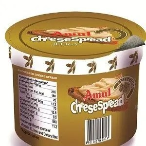 Amul Cheese Spread – Jeera, 200 gm