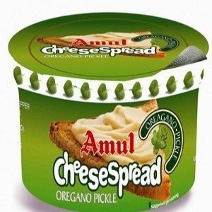 Amul Cheese Spread – Oregano Pickle, 200 gm