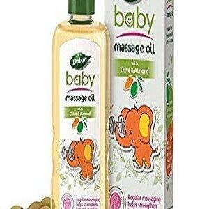 Dabur Baby massage oil with Olive & Almond 100 ml