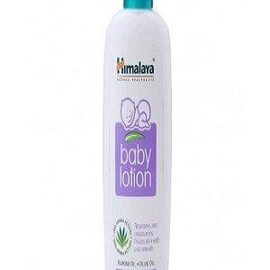 Himalaya Baby Lotion 100 ml Bottle