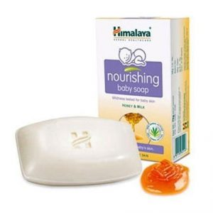 Himalaya Nourishing – Baby Soap, 75 gm Carton