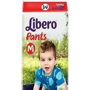 Libero Pant Diapers – M, 20 pc
