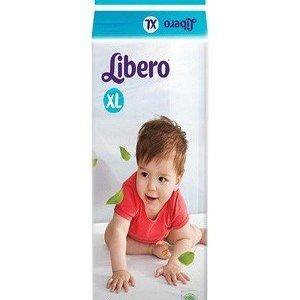 Libero Open Diapers – XL, 16 pc Pouch