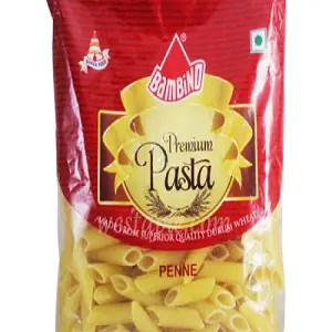 Bambino Pasta – Penne, 250 gm Pouch