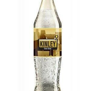 Kinley Club Soda 600 Ml Bottle